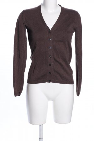 Donna Lane Short Jacket brown flecked casual look
