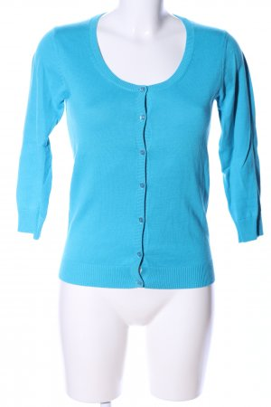 Donna Lane Cardigan blue casual look