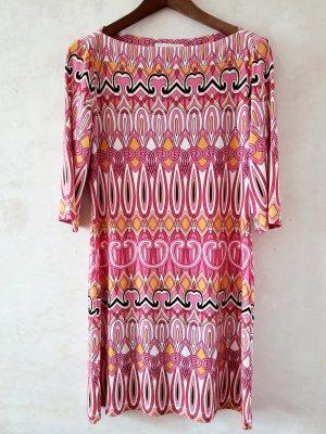 Donna Morgan retro print Dress S