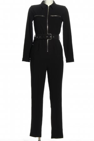 DONNA ROMINA X NA-KD Jumpsuit schwarz Casual-Look