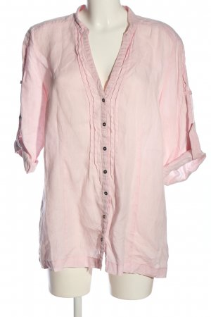 Donnell Langarmhemd pink Casual-Look