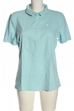 Donnell Polo Shirt turquoise casual look