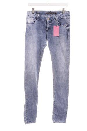 Doo-Wop Skinny Jeans blau Casual-Look