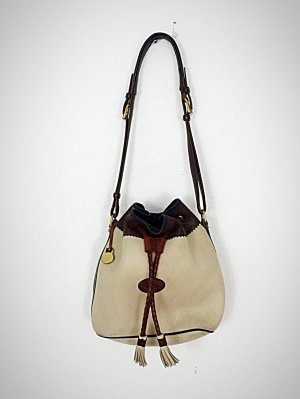 Dooney & Bourke Vintage Bucket Drawstring Bag