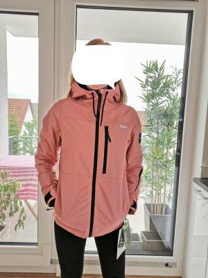 dope Skijacke in rosé