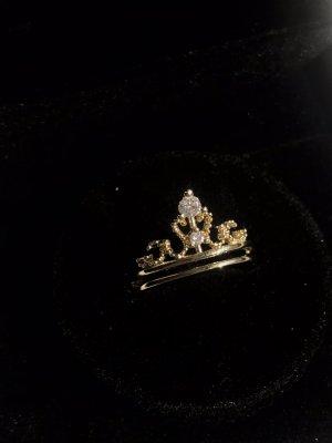 Sonstiges Złoty pierścionek złoto-biały