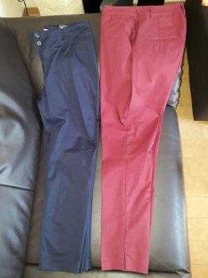Doppelpack 7/8 Hosen von H&M Gr. 36