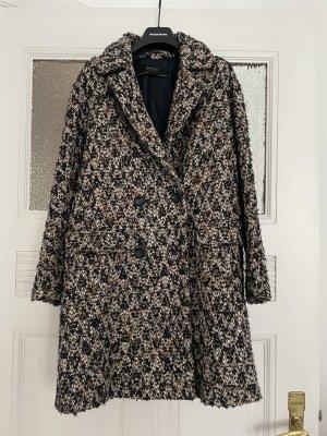 Doppelreiher Mantel Zara