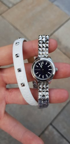 Doppelte Armbanduhr