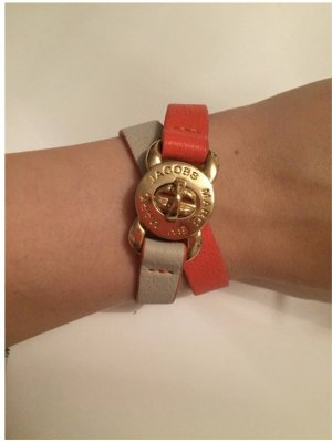 Doppeltes Marc by Marc Jacobs Lederarmband