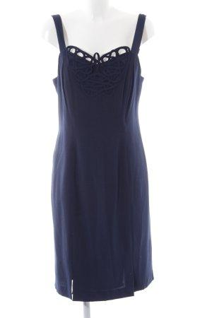Dorette Trägerkleid blau Elegant