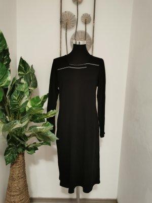 Doris Streich Damen Etuikleid Businesskleid Midikleid schwarz Größe 38 NEU