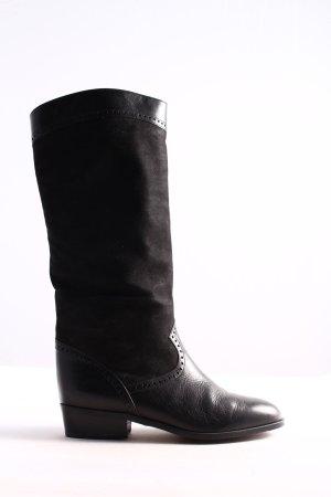 Dorndorf Absatz Stiefel schwarz Casual-Look