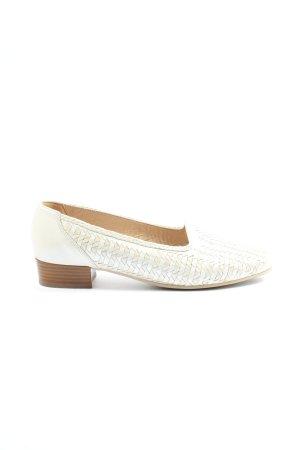 Dorndorf Moccasins white-cream casual look