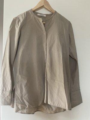 Dorothee Schumacher Bluse Shirt S 36 nude