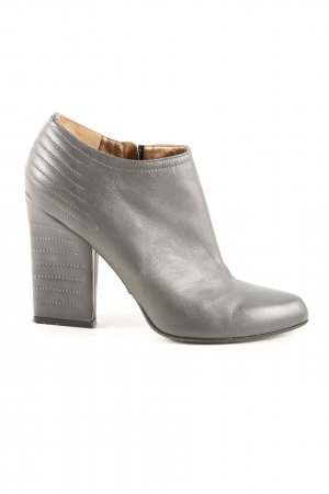Dorothee Schumacher Booties hellgrau Casual-Look