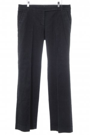 Dorothee Schumacher Bundfaltenhose dunkelblau Business-Look