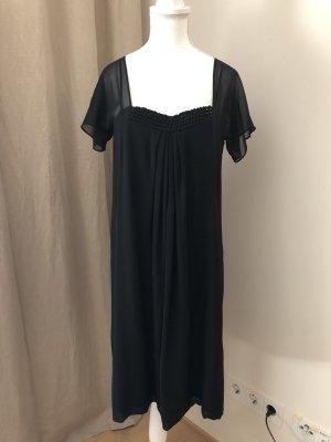 Dorothee Schumacher Robe chiffon noir polyester