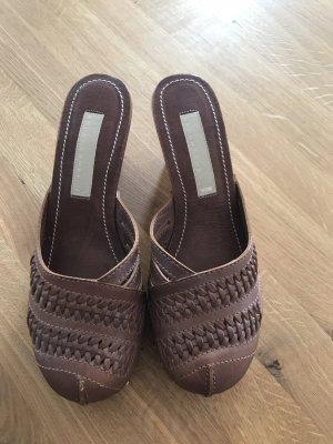 Dorothee Schumacher Socque brun