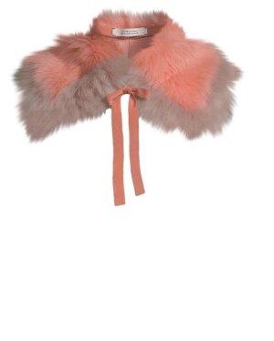 Dorothee Schumacher Zijden sjaal roze-beige