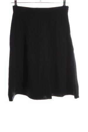 Dorothee Schumacher Plisowana spódnica czarny W stylu casual