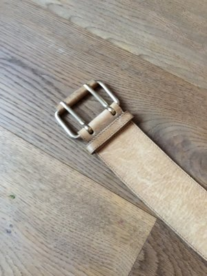 Dorothee Schumacher Leather Belt beige