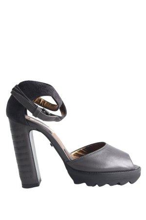 Dorothee Schumacher High Heels schwarz Casual-Look