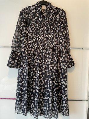 Dorothee Schumacher Sukienka typu babydoll ciemnoniebieski