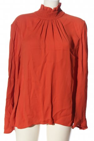 Dorothee Schumacher Langarm-Bluse rot Casual-Look