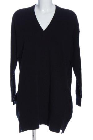 Dorothee Schumacher Sweaterjurk zwart casual uitstraling