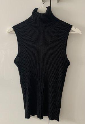 Dorothee Schumacher Neckholder Top black silk