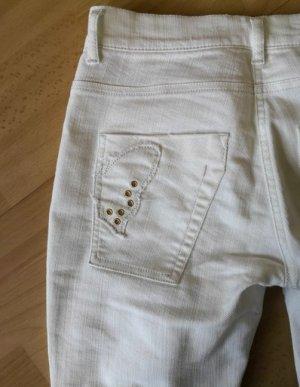 Dorothee Schumacher Skinny Jeans mit Schmetterling