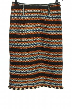 Dorothee Schumacher Knitted Skirt striped pattern casual look