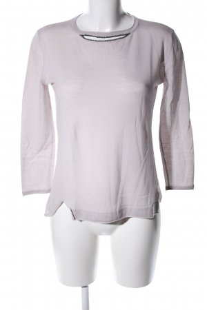 Dorothee Schumacher Camicia maglia bianco sporco stile casual
