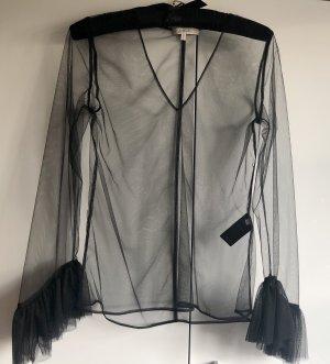 Dorothee Schumacher transparente Bluse •neu•