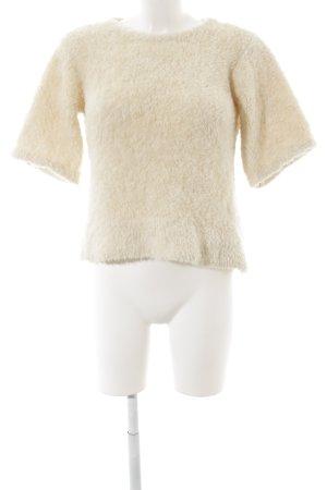 Dorothee Schumacher Wełniany sweter w kolorze białej wełny