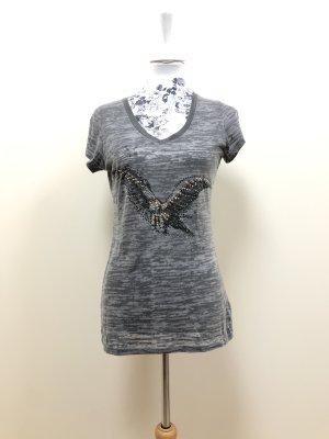 DOROTHY BLUE Designer t-Shirt Top Gr. S 36 38