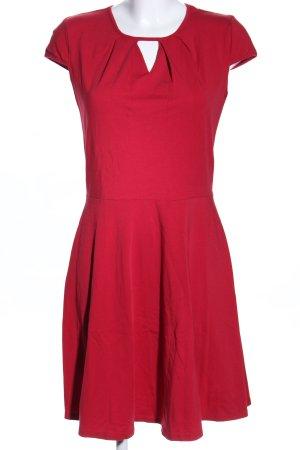Dorothy Perkins A-Linien Kleid rot Casual-Look