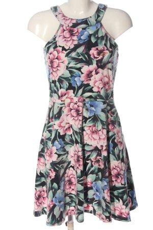 Dorothy Perkins A-Linien Kleid Allover-Druck Elegant