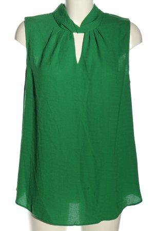 Dorothy Perkins ärmellose Bluse grün Casual-Look