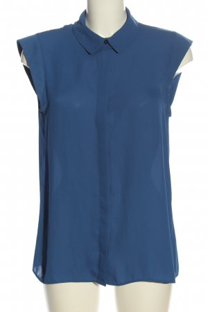 Dorothy Perkins ärmellose Bluse blau Casual-Look