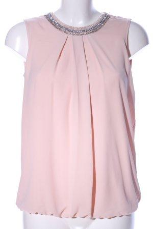 Dorothy Perkins ärmellose Bluse pink Business-Look