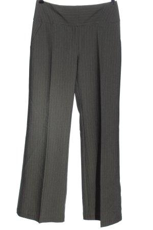 Dorothy Perkins Pantalón de vestir gris claro-negro Patrón de tejido