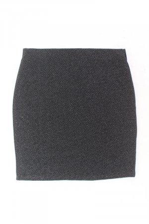 Dorothy Perkins Pencil Skirt silver-colored polyester