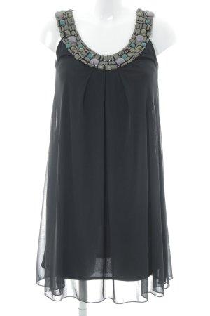 Dorothy Perkins Blusenkleid schwarz Elegant