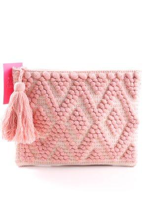 Dorothy Perkins Clutch pink meliert Casual-Look
