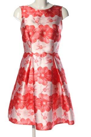 Dorothy Perkins Cocktailkleid pink-rot Allover-Druck Elegant