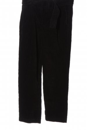 Dorothy Perkins Corduroy Trousers black casual look