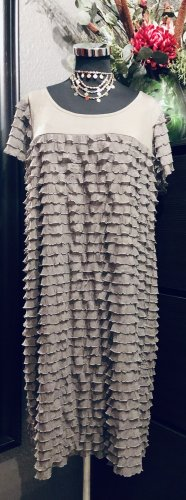 Dorothy Perkins Chiffon Dress grey