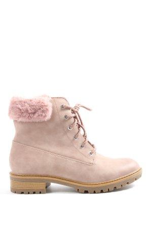 Dorothy Perkins Chukka boot rose style décontracté